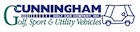 Cunningham Golf Car Logo