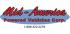 Mid America Powered Vehicles Corp. Logo