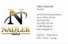 Nadler Golf Car Sales Logo