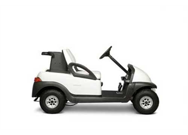 Precedent Electric Golf Car