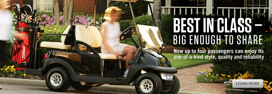 Club Car Personal Golf Carts