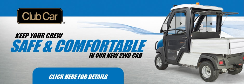 New Two-Wheel Drive Cab